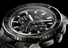 Stratos Flyback chronograph